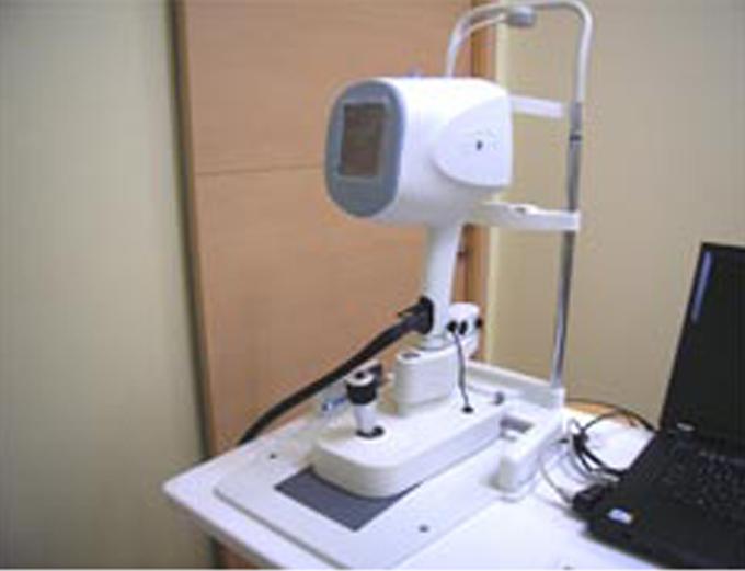 OCT光干渉断層計